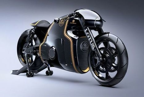 Supercar Maker Lotus Explodes Into the Suberbike Game With The C-01 | Maxim | Motorcycle Rider Today | Scoop.it