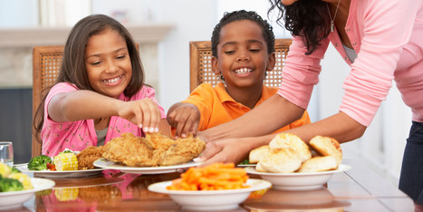 8 Ways Your Eating Habits Affect Your Kids | Eating Well | Scoop.it