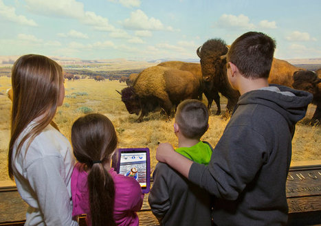 Solving Mysteries at the American Museum of Natural History, Smartphone in Hand | Innovation & museums - Innovation & musées | Scoop.it