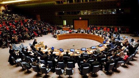 UN Security Council unanimously adopts Syrian roadmap resolution | Unthinking respect for authority is the greatest enemy of truth. | Scoop.it