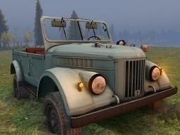 GAZ-69 V | Spintires Mods | Scoop.it