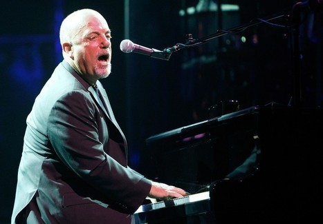 Billy Joel's Incredibly Convincing Argument Against Ivory Piano Keys | Wildlife Trafficking: Who Does it? Allows it? | Scoop.it