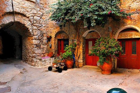 The Mastic Villages of Chios - Mesta | Greece Travel | Scoop.it