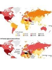Près du tiers de l'humanité souffre d'obésité ou de surpoids | Géographie au lycée | Scoop.it