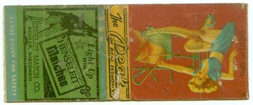 Striking Out On The Trail Of Collecting Matchbooks | Antiques & Vintage Collectibles | Scoop.it