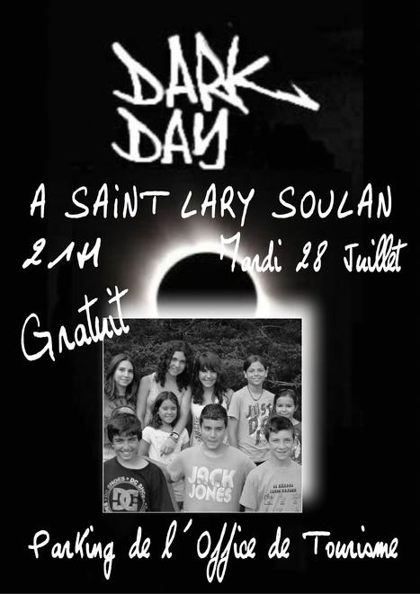Concert de Dark Day à Saint-Lary le 28 juillet | Vallée d'Aure - Pyrénées | Scoop.it