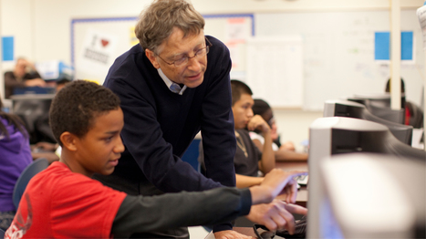 Why I'm Excited about the Arrival of Back to School Season by Bill Gates | CCSS News Curated by Core2Class | Scoop.it