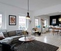 Charming Condominium In Sweden For a Young Family | Designing Interiors | Scoop.it