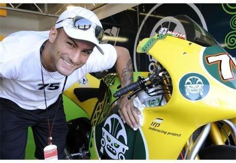 Pasini in West's place | MotoGP World | Scoop.it