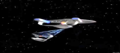 Scientists Create Scaled-Down 'Trek' Tractor Beam | Good news from the Stars | Scoop.it