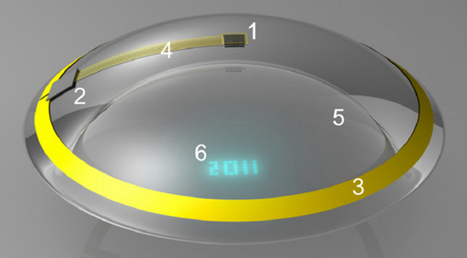 Wireless contact lens display now a reality | ExtremeTech | Augmented Reality 311 | Scoop.it