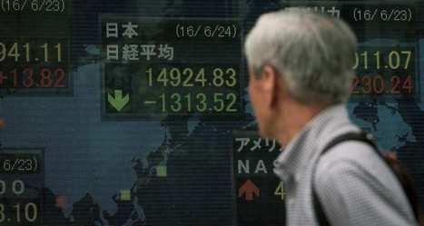 Le fonds de pension japonais, premier actionnaire à Tokyo | Finance | Scoop.it