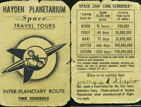How to Book Your Ticket to Space | Good Advice | Scoop.it