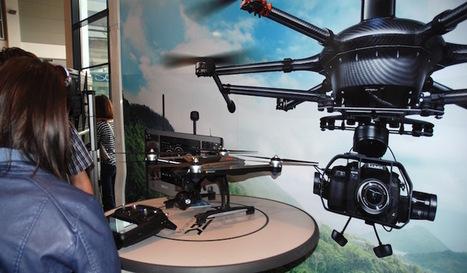 Les moyens de lutte anti-drone arrivent sur le marché   AERONAUTIQUE NEWS - AEROSPACE POINTOFVIEW - AVIONS - AIRCRAFT   Scoop.it