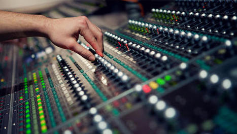 Why The Music Industry's Next Big Disruption Is In The Recording Studio | Scan2Shop | Scoop.it