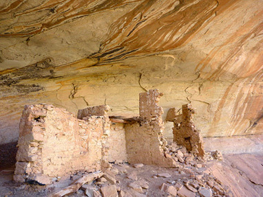 Comb Ridge and Butler Wash, near Cedar Mesa, Utah | from Side to Side | Scoop.it