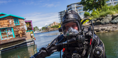 Divers use technology and fun to inspire kids - young and old | DiverSync | Scoop.it