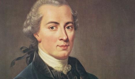 """#112 ❘ """"L'art ne veut pas la représentation d'une chose belle mais la belle représentation d'une chose"""" ❘ Emmanuel Kant (1724-1804)   J'aime le livre   Scoop.it"""