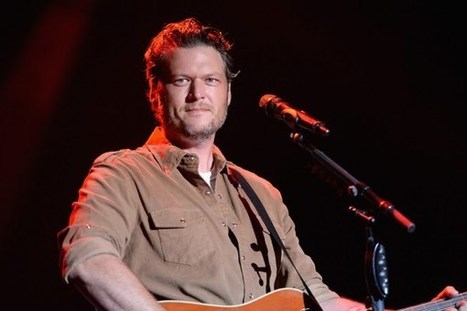 Blake Shelton Drafts Oak Ridge Boys for Next Album | Country Music Today | Scoop.it