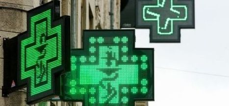 Pharmacies: la vente libre en hausse dans un marché globalement en repli | Médical | Scoop.it