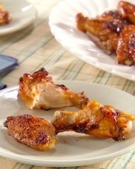 Coca-Cola Glazed Wings | Cooking With Coca-Cola® | Scoop.it