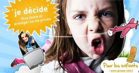 Protéger sa vie privée sur Internet : Site avec kits pédagogiques | Fil Info - Ressources pour les TICE | Scoop.it