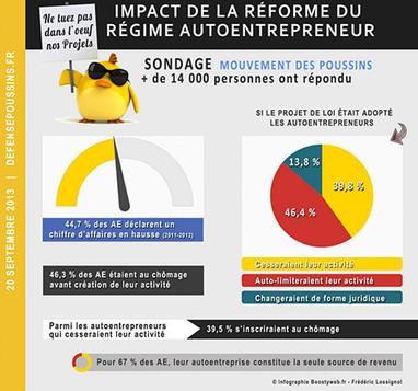 Auto Entrepreneur la réforme Pinel : Quel impact sur les autoentrepreneurs? | Auto-entreprise news | Scoop.it