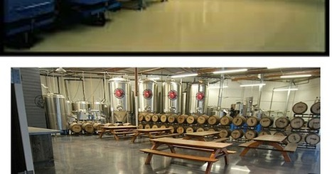 non slip epoxy flooring for food preparation areas | INDUSTRIAL FLOORING INSTALLATION IN USA | Scoop.it