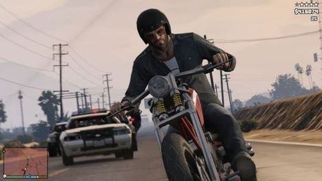 Grand Theft Auto 5, violent video games and children – are we ... | video games  increases violence | Scoop.it