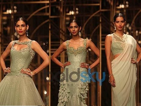 IBFW 2013: Tarun Tahiliani's Collection | CHICS & FASHION | Scoop.it
