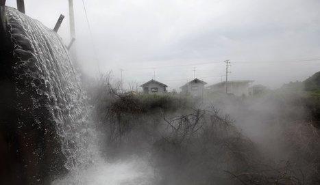 Japon: une inondation à 60°C | Japan Tsunami | Scoop.it