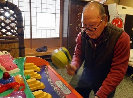 Video games target Japan's growing silver generation | Gaming Industry & Gaming | Scoop.it