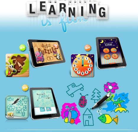 Learning is FUN. Nuevo curso con #Stablet en Educación Infantil | santecTIC | Scoop.it