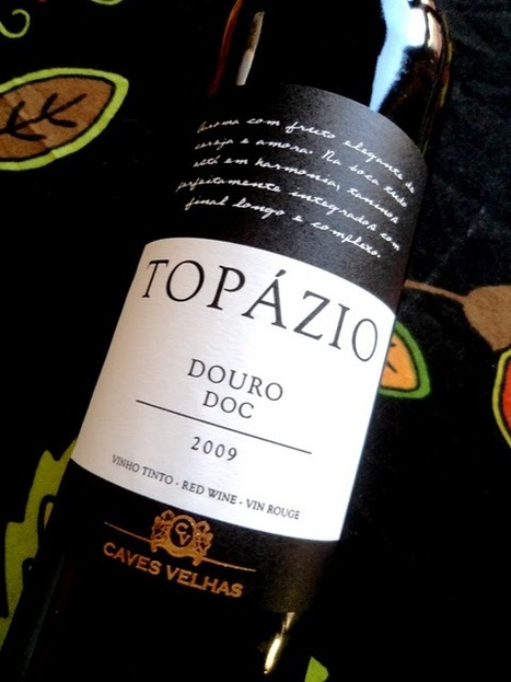 Douro / Topázio tinto 2009 | @zone41 Wine World | Scoop.it