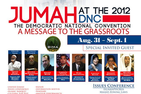 Obama's DNC Convention Will Openly Display His Love For Radical Islam | Restore America | Scoop.it