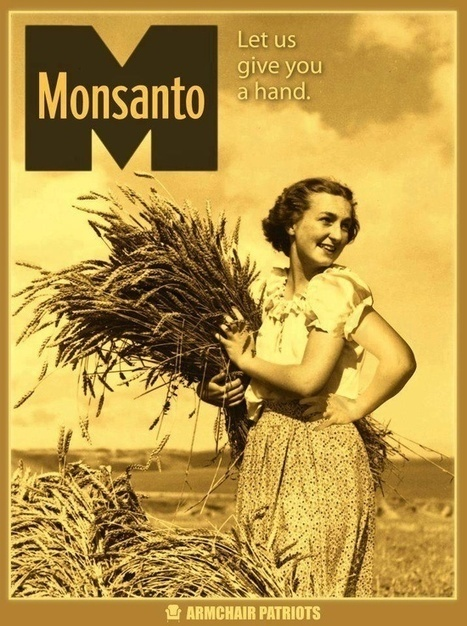 Can you trust Monsanto? | pop physique | Scoop.it