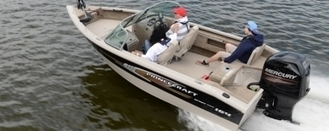 Princecraft Sport 164 WS | Aluminum Fish and Ski Boats for Waterski, Wakeboard, Tubing and Fishing | Deep-V | Aluminum Boat Guide | Scoop.it
