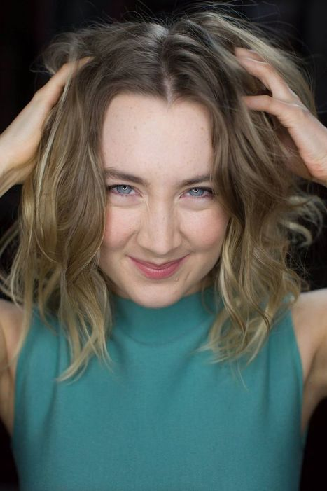 Loving Vincent actress Saoirse Ronan Photoshoot for USA Today | Showbiz | Scoop.it