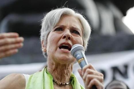 A new low for Jill Stein - The Boston Globe | PoliticalSci | Scoop.it