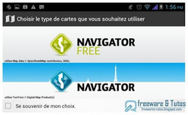 MapFactor Navigator Free : une application GPS hors-ligne pour Android | Bazaar | Scoop.it