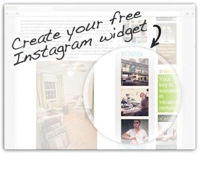 SnapWidget | Instagram Widget | Actu Web marketing - Blogging | Scoop.it
