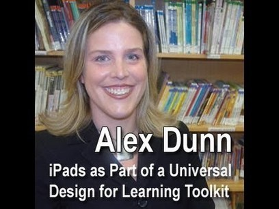 iPads as Part of a Universal Design for Learning Toolkit - YouTube | enhancing education with iPad technology | Scoop.it