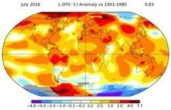 Le Giec s'attaque au 1,5°C - Journal de l'environnement | Planete DDurable | Scoop.it