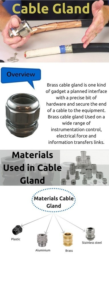Global Suppliers of Brass Cable Gland | Business | Scoop.it