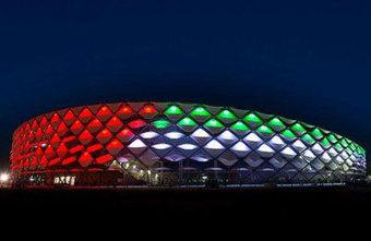 New Al Ain stadium features LSI lighting   Sports Facilities Management   Scoop.it
