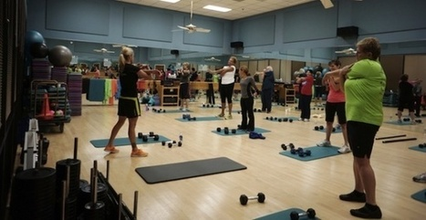 Why the Workplace Will Be the Future of Health and Fitness | Health and Wellness | Scoop.it