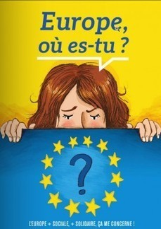 BD en ligne: Europe, où es-tu ? - Construire l'Europe | fle&didaktike | Scoop.it