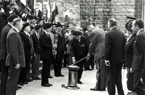 Dimanche 29 mai : la commémoration internationale du Centenaire de la Bataille de Verdun en Loire-Atlantique | Histoire 2 guerres | Scoop.it