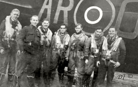 460 Squadron - Bomber Command WW2 | 460 Squadron - Bomber Command: 1942-45 | Scoop.it