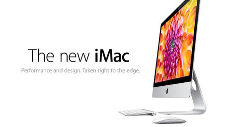 iMac | DELL P2212H monitor | Scoop.it